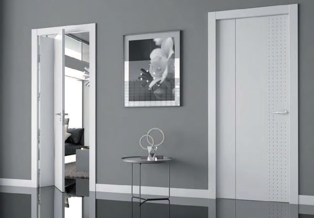Интериорен дизайн - Врати
