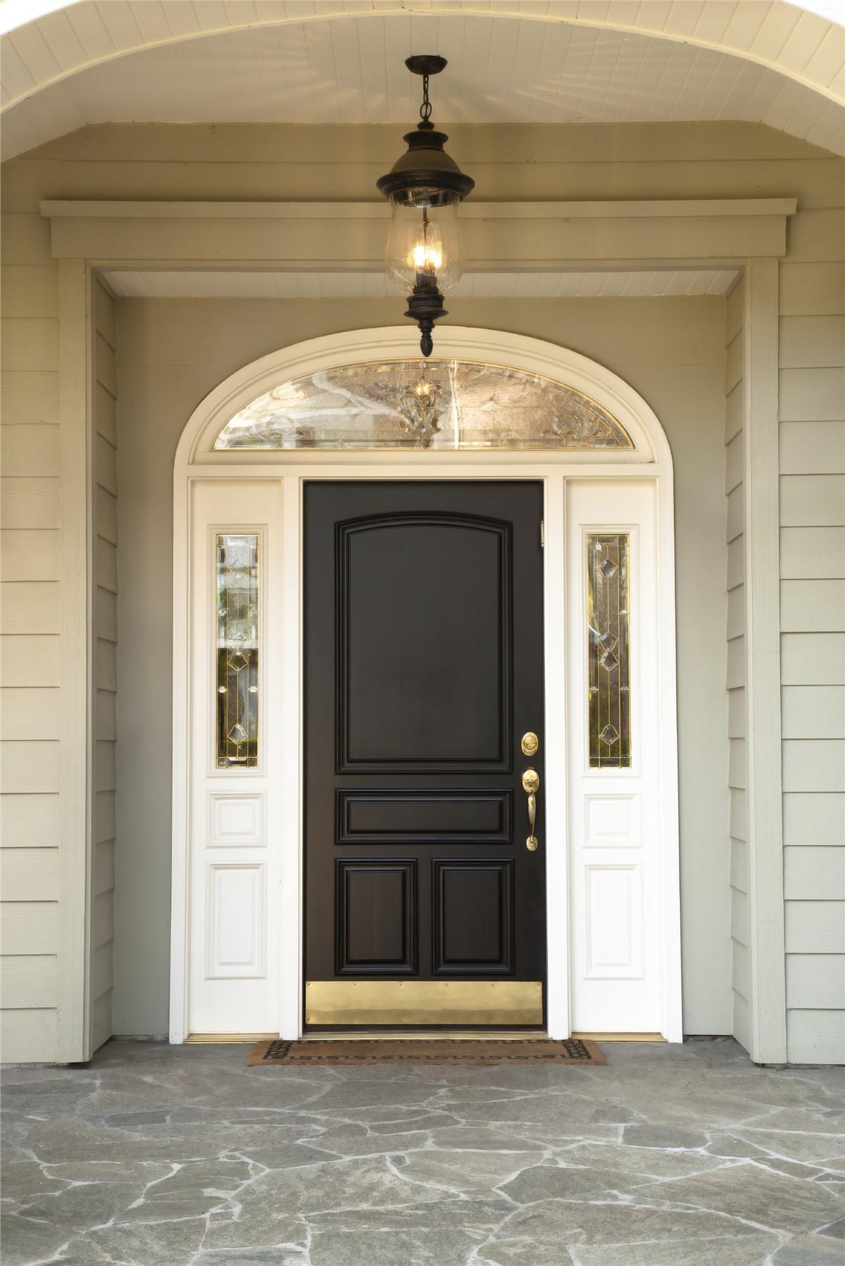 Конструктивни елементи на Входни врати