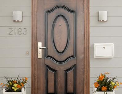 Класическа входна врата 141-5 Y
